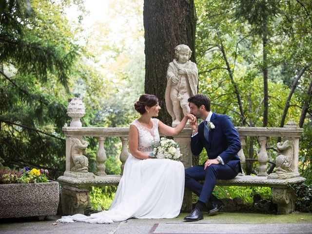 Il matrimonio di Régis e Laura a Sarnico, Bergamo 18