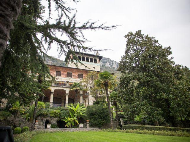 Il matrimonio di Régis e Laura a Sarnico, Bergamo 22