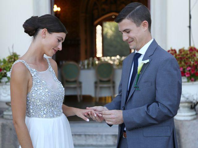 Il matrimonio di Andrew e Elizabeth a Oleggio Castello, Novara 2