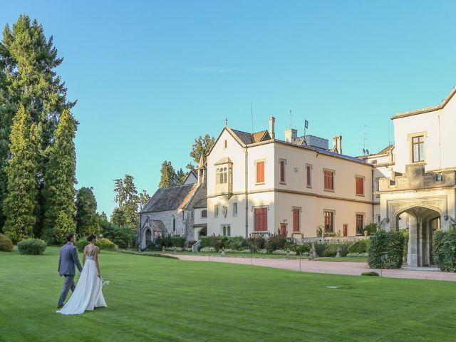 Il matrimonio di Andrew e Elizabeth a Oleggio Castello, Novara 1
