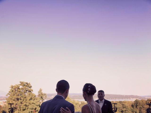 Il matrimonio di Andrew e Elizabeth a Oleggio Castello, Novara 11