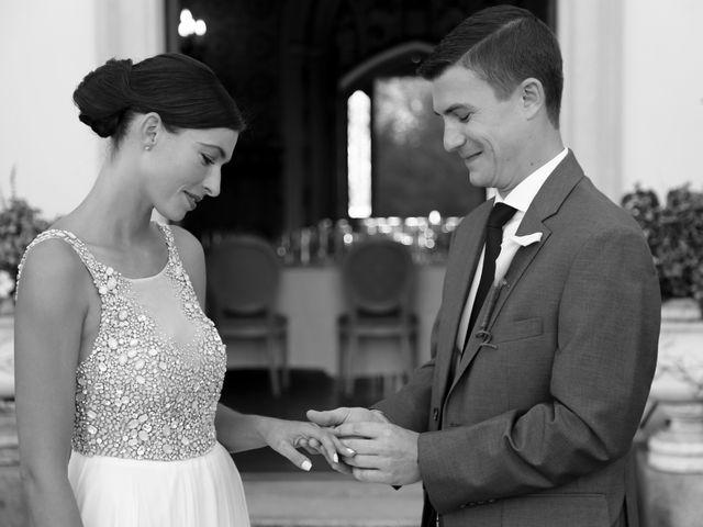Il matrimonio di Andrew e Elizabeth a Oleggio Castello, Novara 14