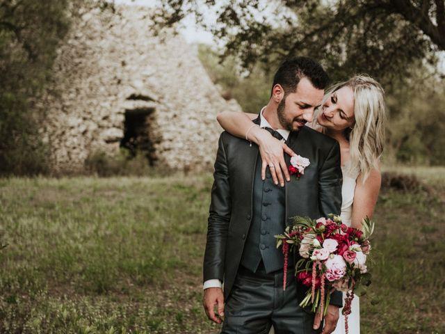 Il matrimonio di Carmine e Jeannine a Lecce, Lecce 62