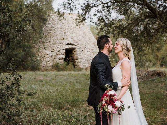 Il matrimonio di Carmine e Jeannine a Lecce, Lecce 64