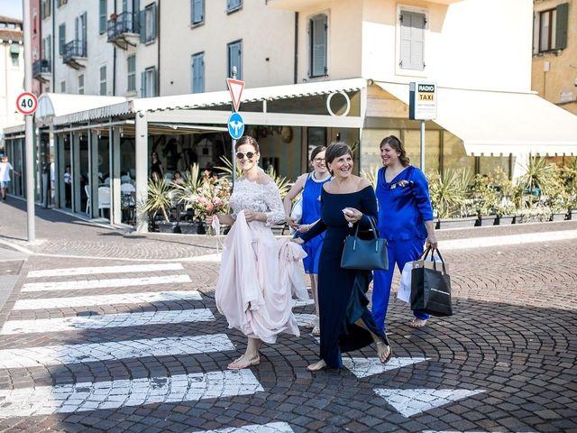 Il matrimonio di Nina e Dalle a Peschiera del Garda, Verona 10