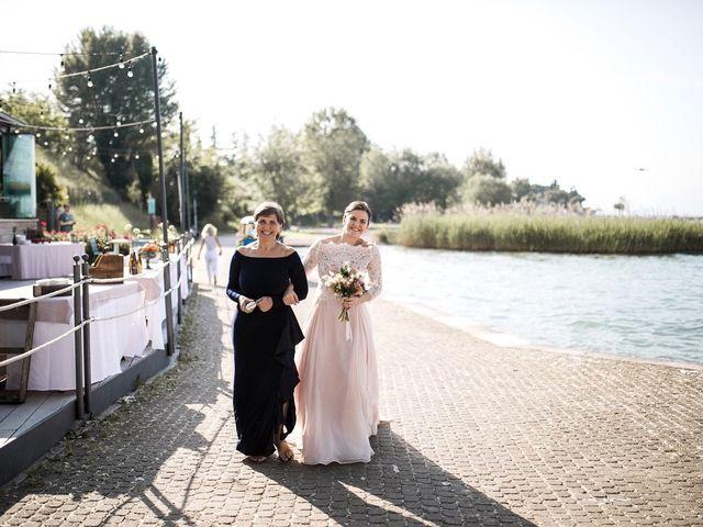 Il matrimonio di Nina e Dalle a Peschiera del Garda, Verona 14