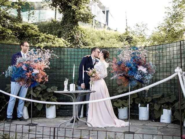 Il matrimonio di Nina e Dalle a Peschiera del Garda, Verona 18