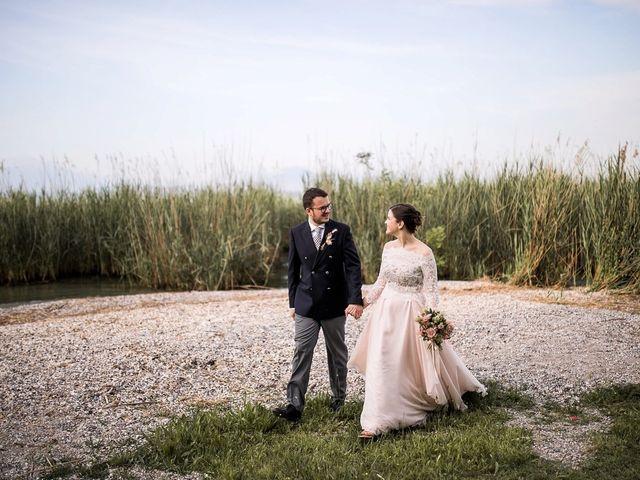 Il matrimonio di Nina e Dalle a Peschiera del Garda, Verona 30