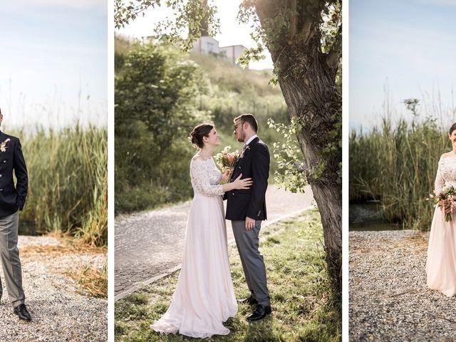 Il matrimonio di Nina e Dalle a Peschiera del Garda, Verona 31