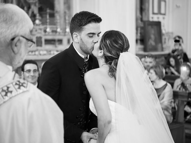 Il matrimonio di Fabrizio e Manuela a Venafro, Isernia 33