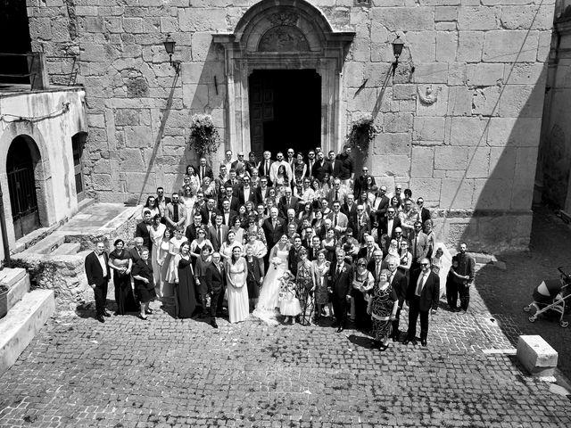 Il matrimonio di Fabrizio e Manuela a Venafro, Isernia 44