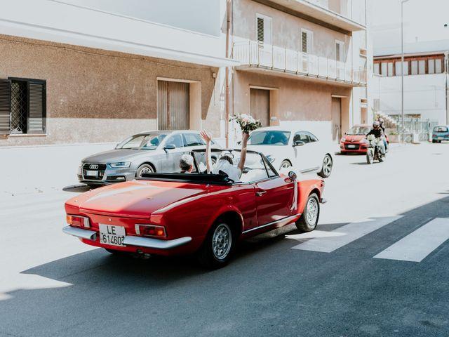 Il matrimonio di Enrico e Roberta a Galatone, Lecce 31