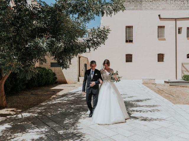 Il matrimonio di Enrico e Roberta a Galatone, Lecce 37