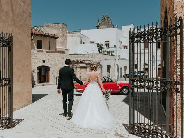 Il matrimonio di Enrico e Roberta a Galatone, Lecce 55