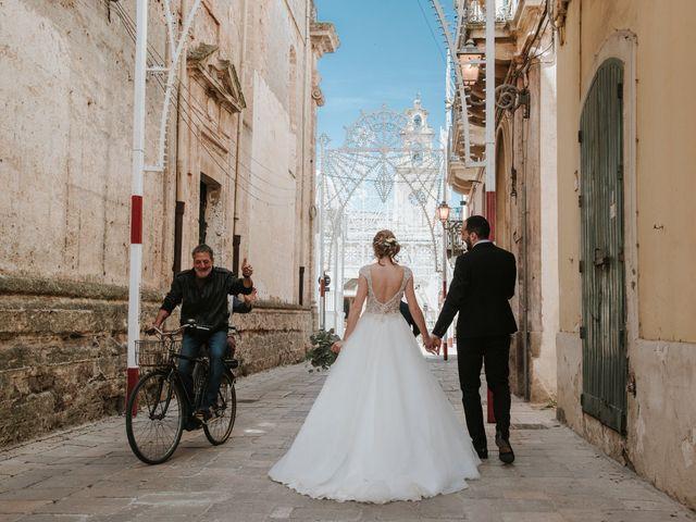 Il matrimonio di Enrico e Roberta a Galatone, Lecce 58
