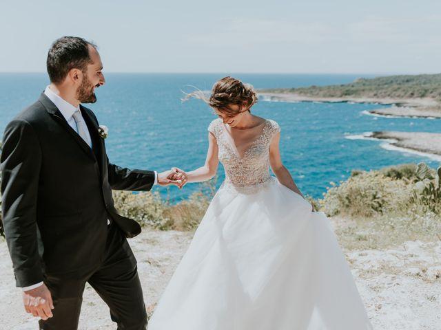 Il matrimonio di Enrico e Roberta a Galatone, Lecce 64
