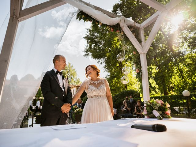Il matrimonio di Dario e Irene a Monza, Monza e Brianza 17
