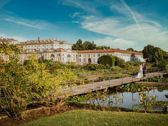 Il matrimonio di Dario e Irene a Monza, Monza e Brianza 1