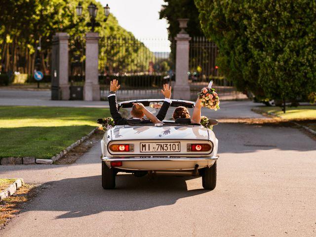 Il matrimonio di Dario e Irene a Monza, Monza e Brianza 30