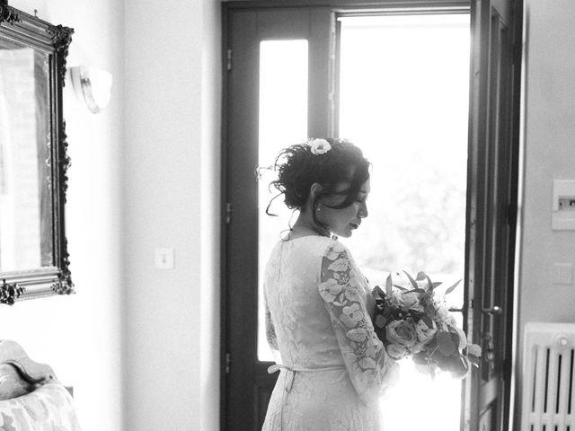 Il matrimonio di Massimo e Piper a Castagnole Monferrato, Asti 30