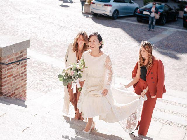Il matrimonio di Massimo e Piper a Castagnole Monferrato, Asti 44