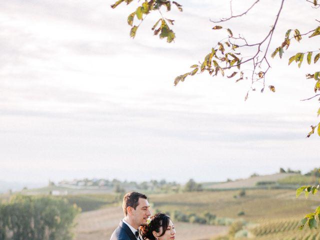 Il matrimonio di Massimo e Piper a Castagnole Monferrato, Asti 76
