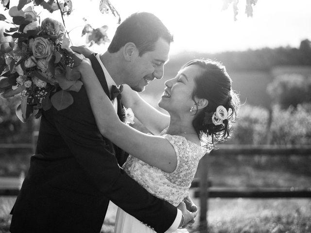 Il matrimonio di Massimo e Piper a Castagnole Monferrato, Asti 81