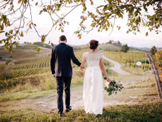 Il matrimonio di Massimo e Piper a Castagnole Monferrato, Asti 88