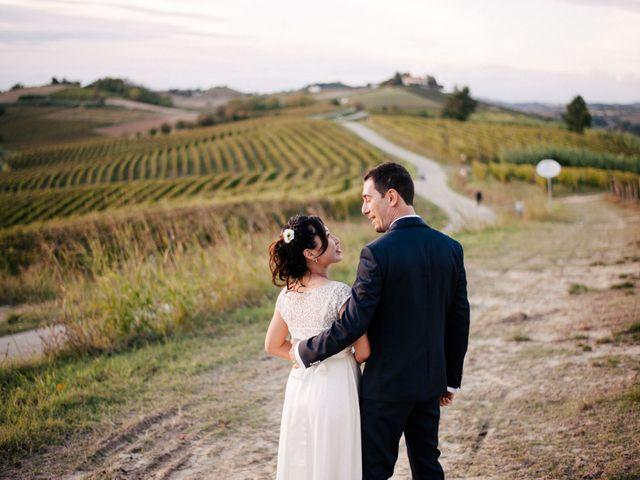 Il matrimonio di Massimo e Piper a Castagnole Monferrato, Asti 89
