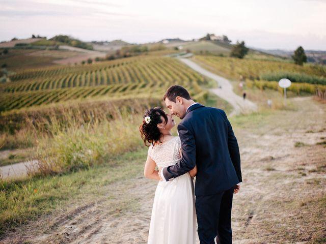 Il matrimonio di Massimo e Piper a Castagnole Monferrato, Asti 90