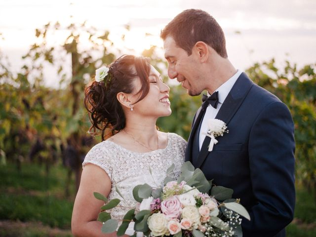Il matrimonio di Massimo e Piper a Castagnole Monferrato, Asti 93