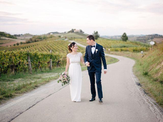 Il matrimonio di Massimo e Piper a Castagnole Monferrato, Asti 96
