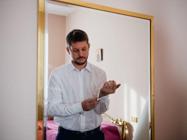 Il matrimonio di Stefano e Eleonora a Milano, Milano 3
