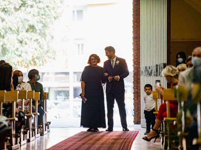 Il matrimonio di Stefano e Eleonora a Milano, Milano 36