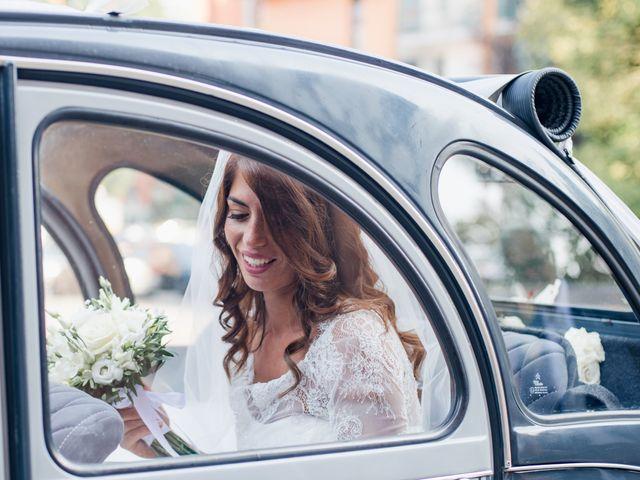Il matrimonio di Stefano e Eleonora a Milano, Milano 1