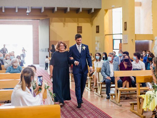 Il matrimonio di Stefano e Eleonora a Milano, Milano 38
