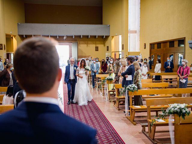 Il matrimonio di Stefano e Eleonora a Milano, Milano 39
