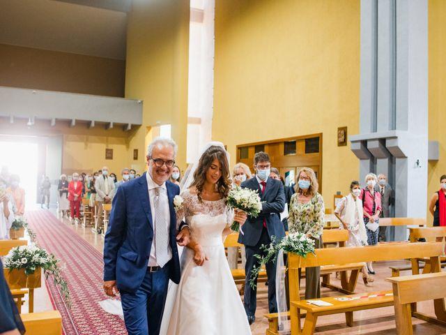 Il matrimonio di Stefano e Eleonora a Milano, Milano 40