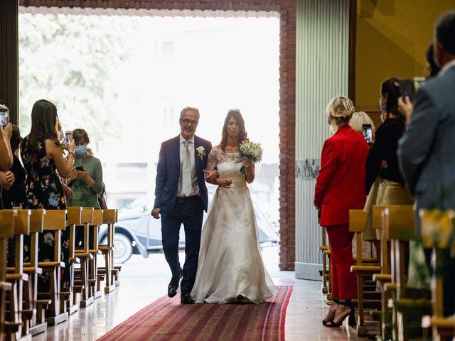 Il matrimonio di Stefano e Eleonora a Milano, Milano 41