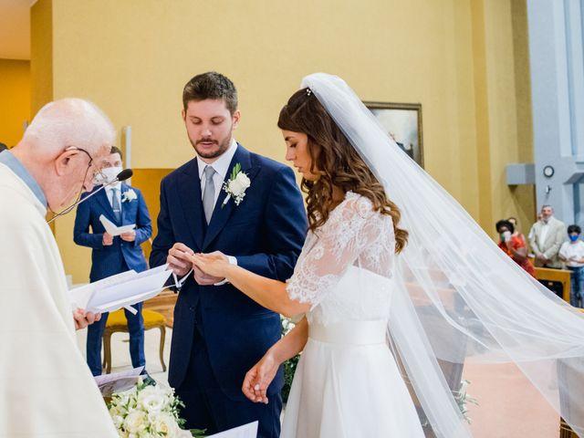 Il matrimonio di Stefano e Eleonora a Milano, Milano 49
