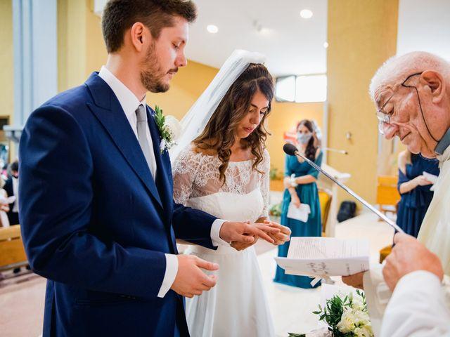 Il matrimonio di Stefano e Eleonora a Milano, Milano 50