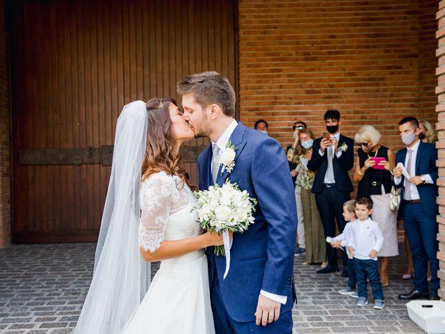 Il matrimonio di Stefano e Eleonora a Milano, Milano 60