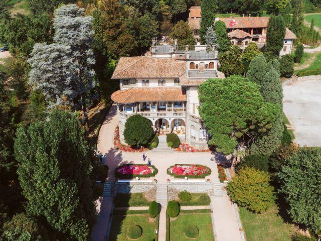 Il matrimonio di Stefano e Eleonora a Milano, Milano 79