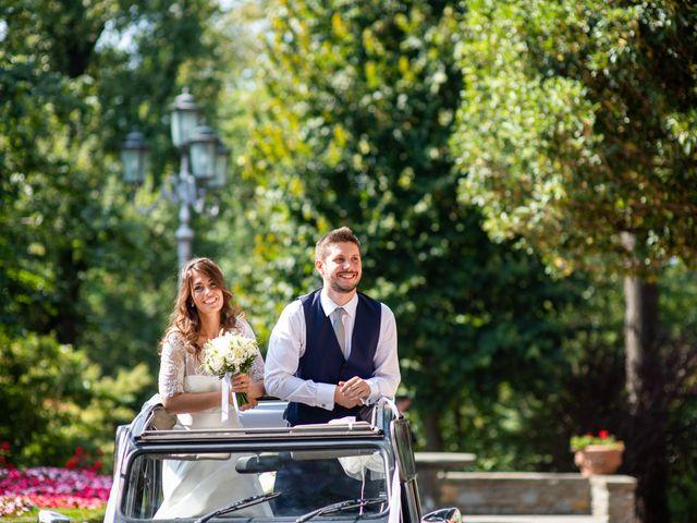 Il matrimonio di Stefano e Eleonora a Milano, Milano 80