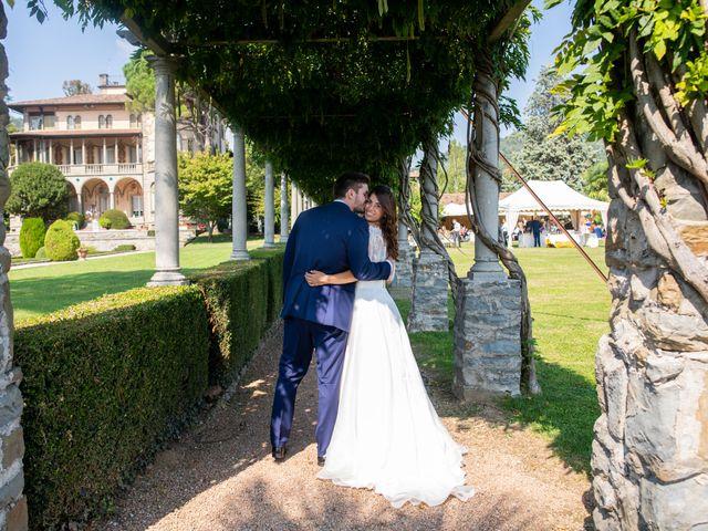 Il matrimonio di Stefano e Eleonora a Milano, Milano 82