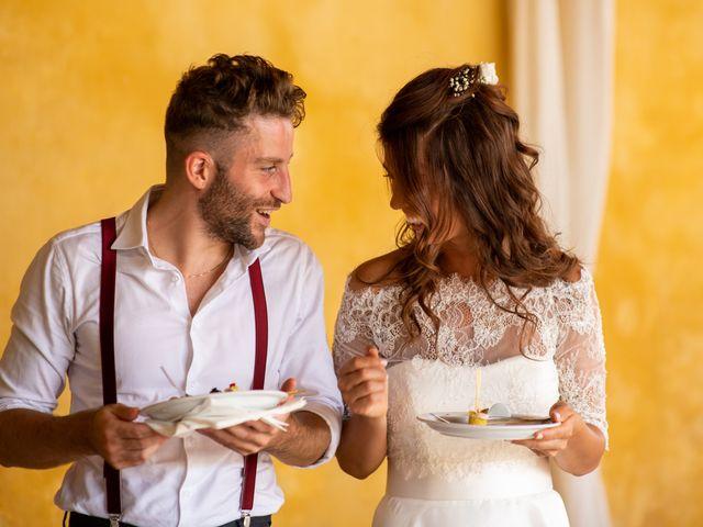 Il matrimonio di Stefano e Eleonora a Milano, Milano 87
