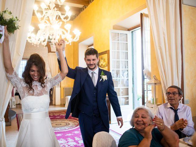 Il matrimonio di Stefano e Eleonora a Milano, Milano 95