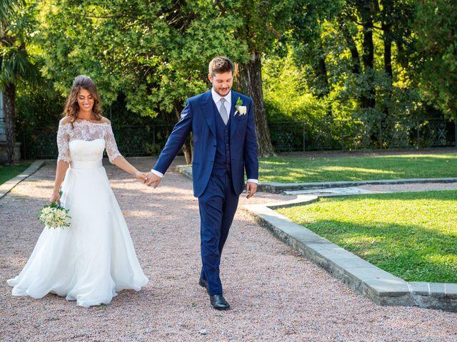 Il matrimonio di Stefano e Eleonora a Milano, Milano 101