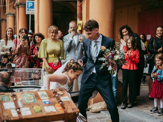 Il matrimonio di Guido e Giulia a Castel San Pietro Terme, Bologna 10