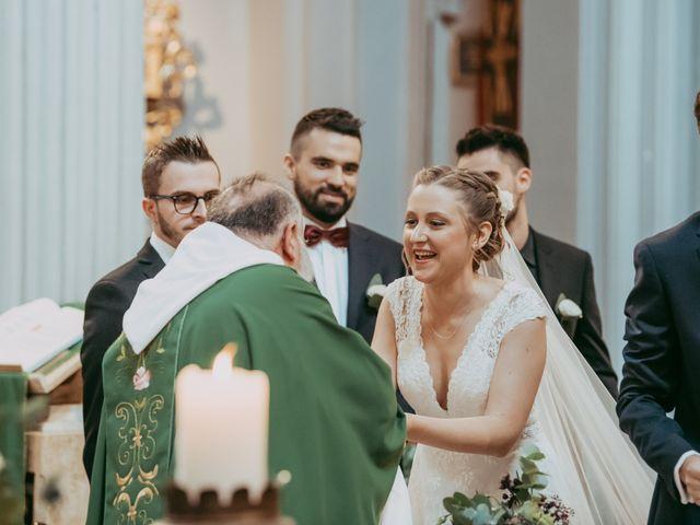 Il matrimonio di Guido e Giulia a Castel San Pietro Terme, Bologna 17